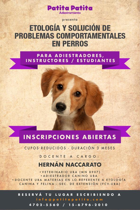 PAT_Curso_Etologia_Flyer